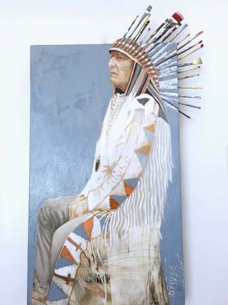 Chief.46X24.$5200