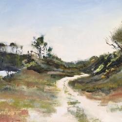 2016-0406 Grayton Beach State Park, Western Lake -- Come Walk With Me