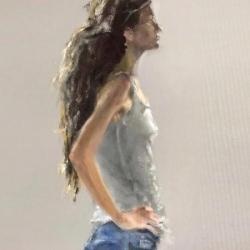 2017-1229 Abigail in Jeans