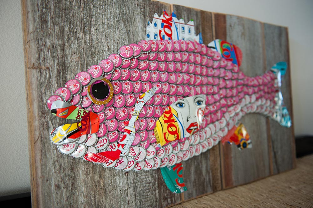 The Moore Family Folk Art – Catch! A Three State Junk Art Tour