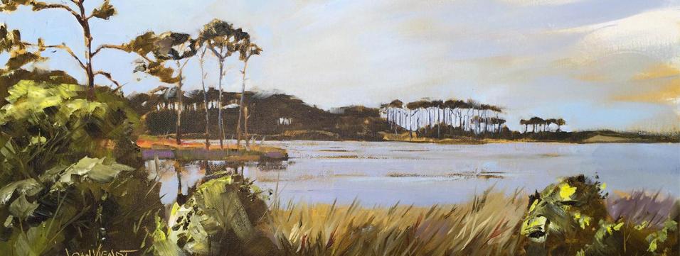 News from Artist Joan Vienot