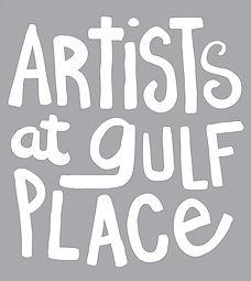 Artists at Gulf Place logo