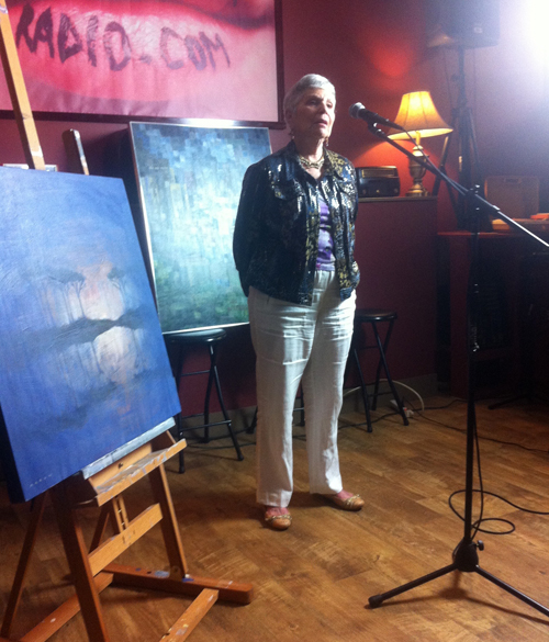artist Carol Frank