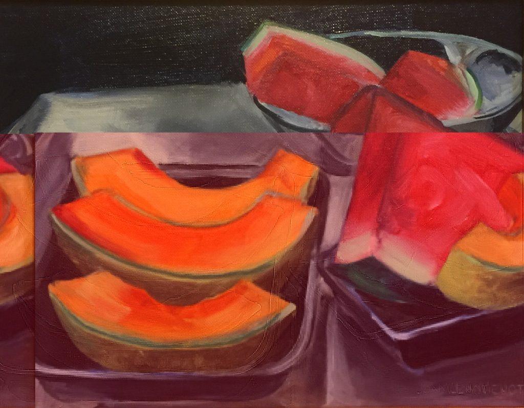 melons - joan vienot