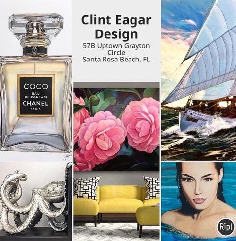 Clint Eagar Design is having a Holiday Open House!