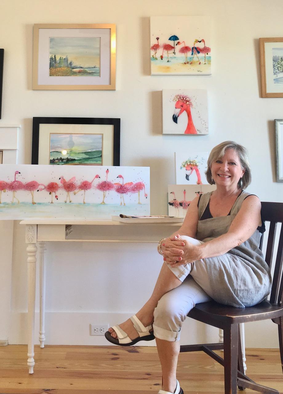 artist Cheryl Gray
