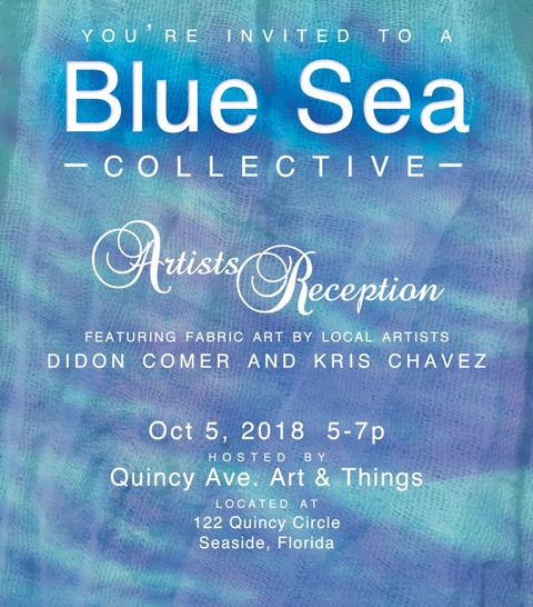 Artists Reception Featuring Artist Didon Comer!