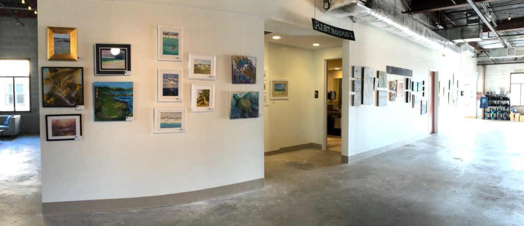 The Front House Gallery Opens New Exhibit at Emerald Coast Theatre Company