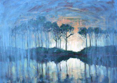 dusk-at-western-lake-2014-web