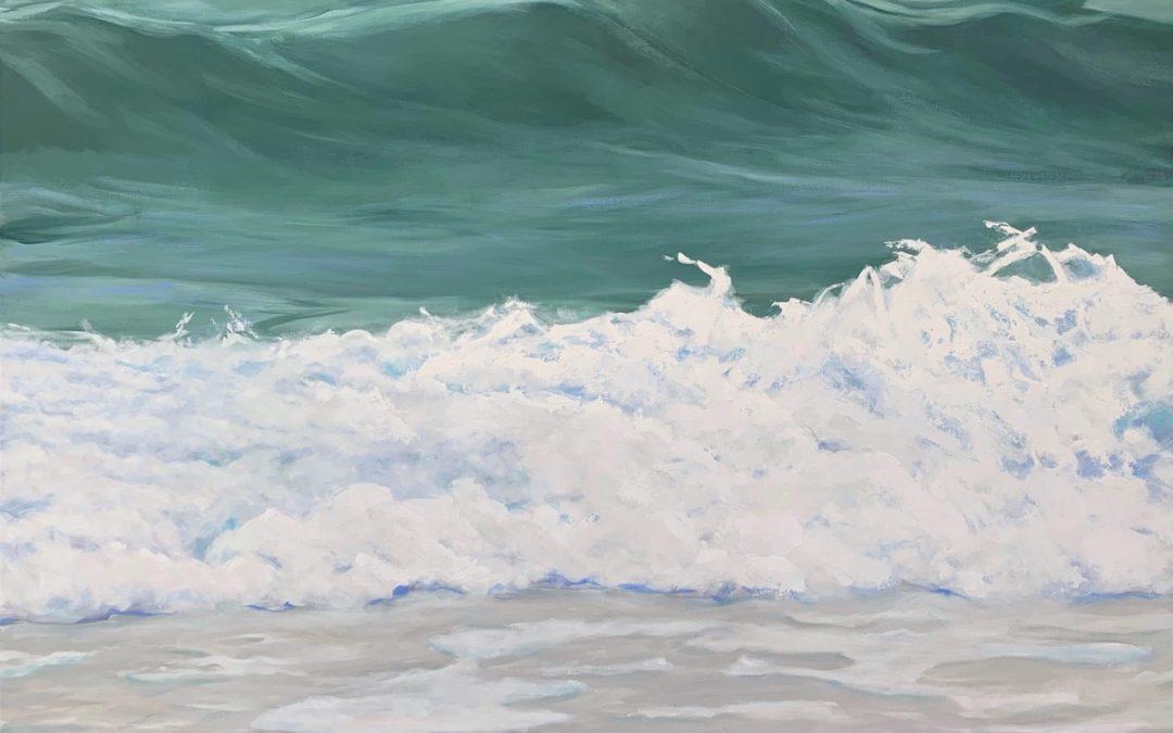 See Joan Vienot's Art At Salon Twist!