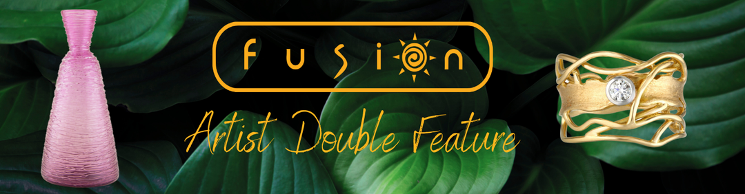 Fusion Art Glass Trunk Show