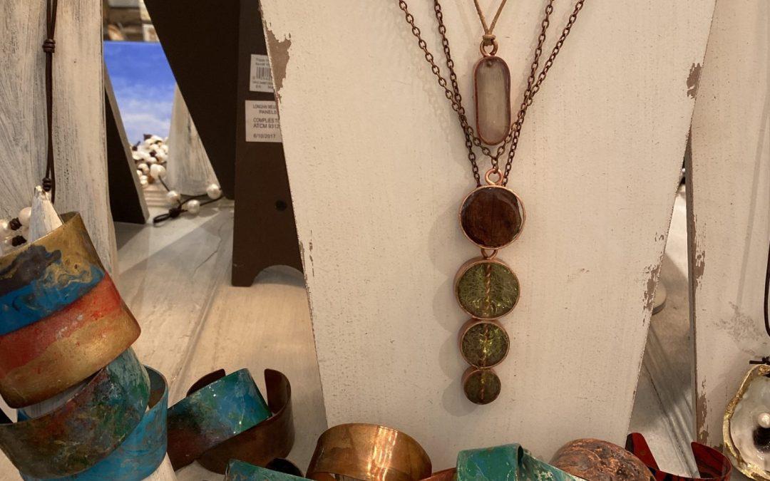 New Jewelry at Big Mama's Hula Girl Gallery
