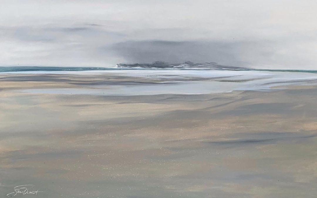 Sea & Sky show featuring Artist Joan Vienot