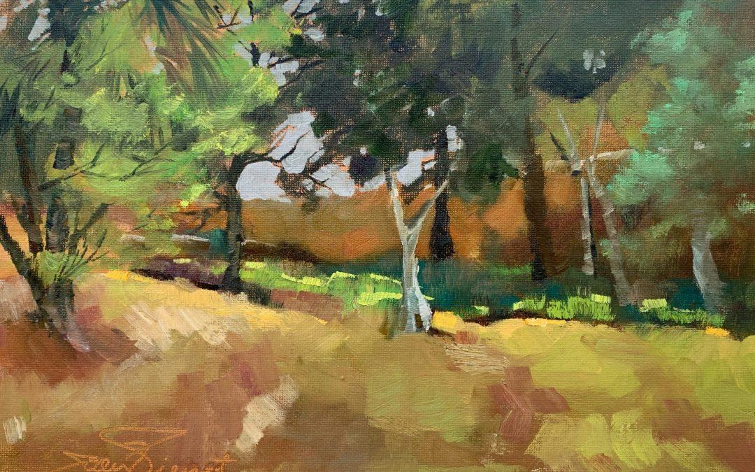 An Update from Artist Joan Vienot