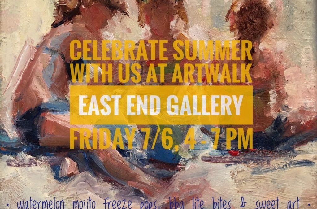 Celebrate Summer at East End