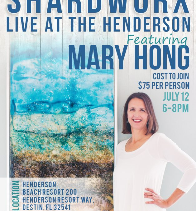 An Update from Artist Mary Hong