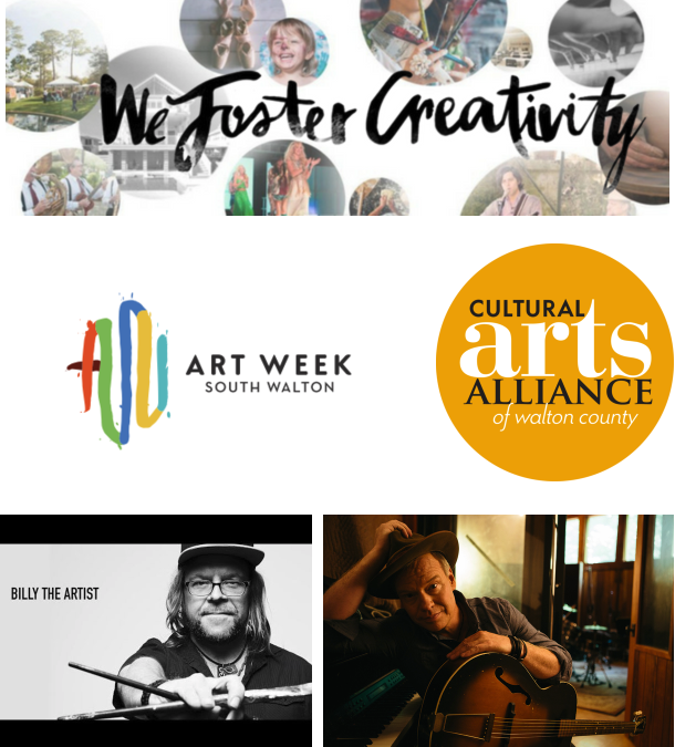 ART WEEK SOUTH WALTON SCHEDULE